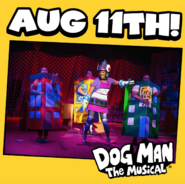 Dog Man Ad No 7