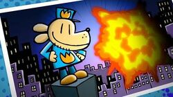 Dog Man- Grime and Punishment by Dav Pilkey - Official 30 Second Book Trailer