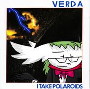 Verda takes polaroids again