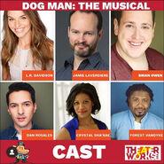 Dog Man The Musical Original Cast