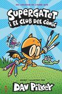 Supergatet i el Club del Comic Cover