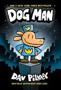 Dog Man German Version