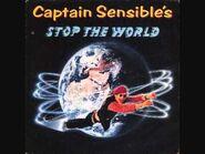 Captain Sensible ~ Stop The World