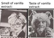 Smell vs Taste of Vanilla Extract - Sylv