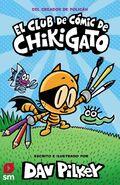 El Club De Comic De Chikigato Cover