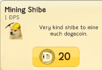 Mining Shibe Dogeminer 2 Back 2 The Moon Wiki Fandom