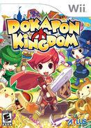Dokapon Kingdom Wii Box Art
