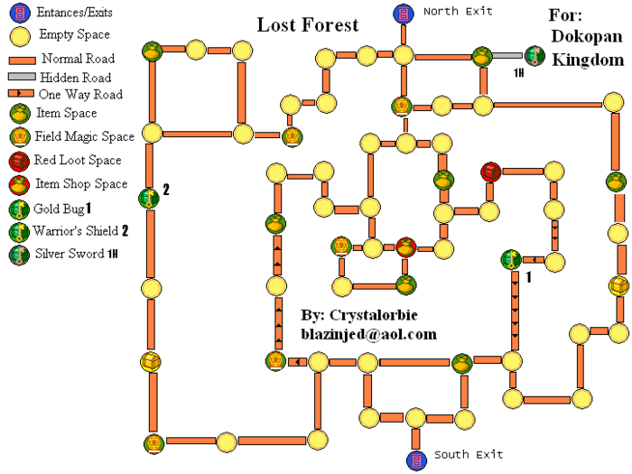 Dokapon kingdom lost forest.png