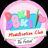 DDLC The Festival Mod Logo.png