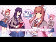 Doki Doki Literature Club Plus! - Announcement Trailer