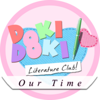 DDLC Our Time Logo.png