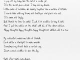 Sayori/Poems