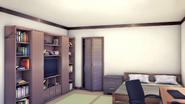 Protagonist Bedroom