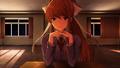 Monika's ending