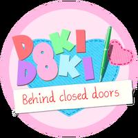 DDLC Behind Closed Doors Logo.png
