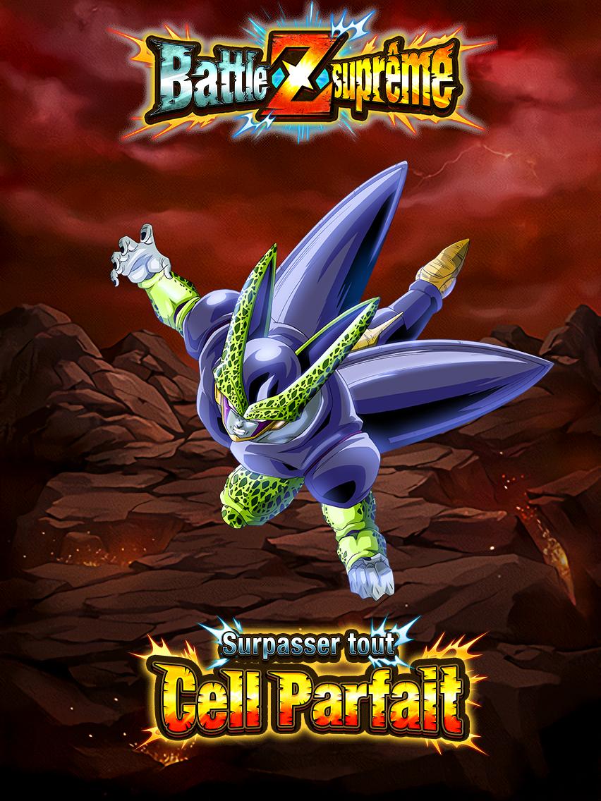 Battle Z suprême - Cell Parfait