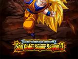 Battle Z suprême - Son Goku Super Saiyan 3