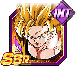 Confrontation brûlante entre rivaux - Son Goku Super Saiyan 2 (ange)