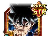Signes de renversement - Son Goku (Signes de l'Ultra Instinct)