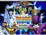 Invocation rare: DragonBall Fusions Crossover