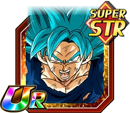 Combat extrême - Son Goku Super Saiyan divin SS