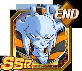 Pouvoir surpassant les dieux - Vegetto Super Saiyan divin SS