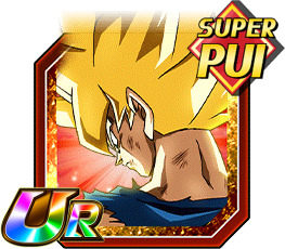 Colère ultime - Son Goku Super Saiyan
