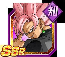 Désir d'un nouveau pouvoir - Goku Black (Super Saiyan Rosé)