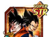 Espoirs en harmonie - Son Goku & Vegeta (ange)