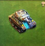 Veteran AMX-13 Tank