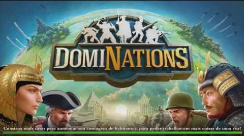 DomiNations - Defesas Industrial