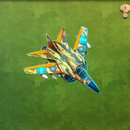 Supersonic Fighter Mk4-6