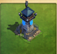 Sniper Tower Level 9
