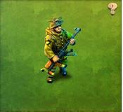 Assault Infantry Oriental