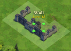 Wall and Gate Level 12