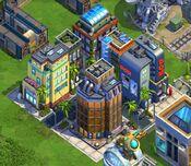 City Center Mediterranean Level 15