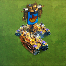Carro Veloce Flamethrower Tank Army.png