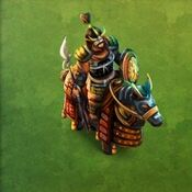 Lancer Oriental