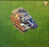 Advanced Leopard Tank