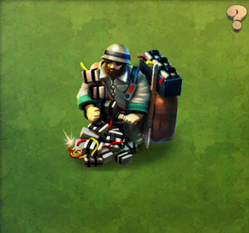 Elite Combat Engineer