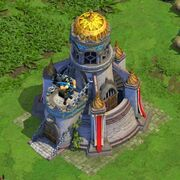 Stronghold Level 6
