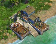 Shipyard Level 7