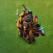 Knight Oriental