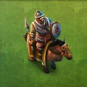 Horseman Oriental