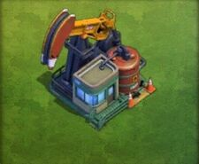 Oil Well Level 9