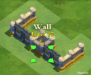 Wall and Gate Level 17