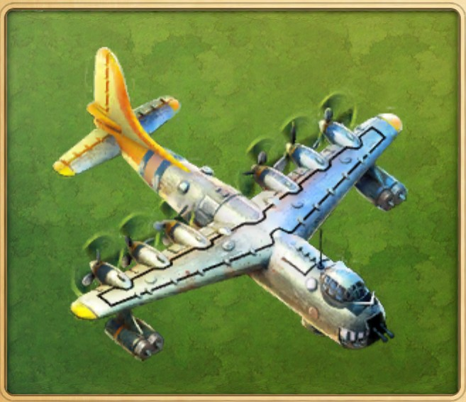 Heavy Bomber Mk.1