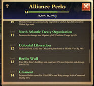 AlliancePerks Donate2Dominate 0321