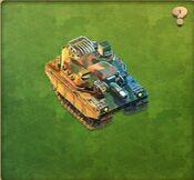 Advanced AMX-13 Tank