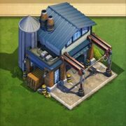 Storehouse Level 11
